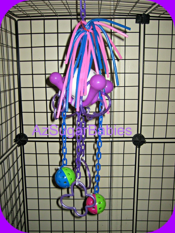 Ring  toss pully, great for tail carriers NEW!